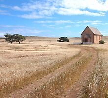 St John's Anglican Church - Sheringa by Ian Berry