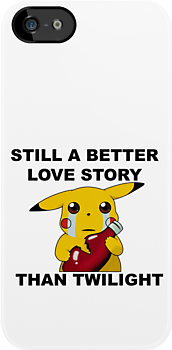 Pikachu; Still A Better Love Story by PineappleBunny