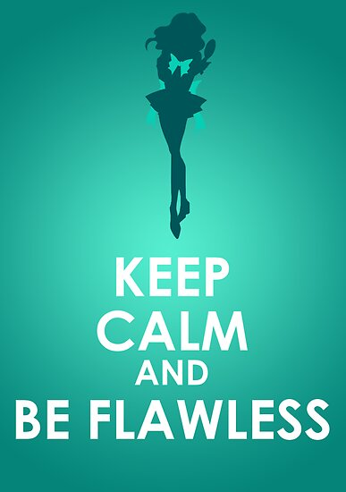 Keep Calm - Sailor Neptune Posters by SimplySM