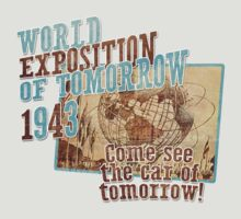 World Exposition of Tomorrow 1943 by moviebrands