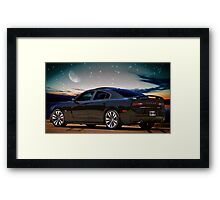 2012 Dodge Charger SRT8 Framed Print