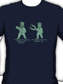 Breaking Bad Perks (Green) T-Shirt