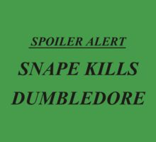 SNAPE SPOILER by picky62