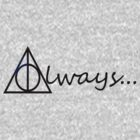 Deathly Hallows Snape Quote by picky62