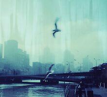 Southbank Polaroid by katwhite