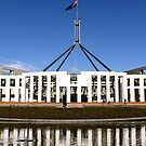 Parliament House, Australia by styles
