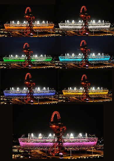olympic stadium by jon  daly