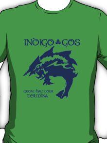 Indigo Gos: Great Bay Tour T-Shirt