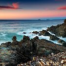 Moonee Headland by Michael Howard