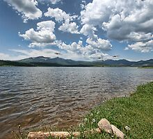 Steamboat Lake by Kimberly Palmer