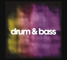 Drum & Bass (color harmonies)  by DropBass