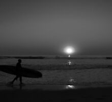 Night Surf by kitten1126