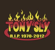 R.I.P. TONY SLY!! by PureOfArt