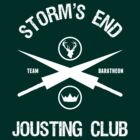 House Baratheon Alternate Jousting Club Game of Thrones by chadkins