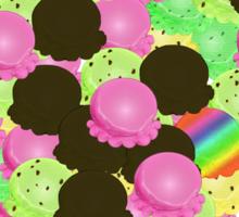 ice cream lover Sticker