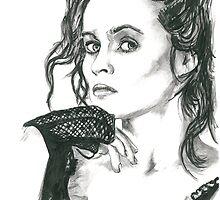 Helena Bonham Carter - Mrs Lovett by tonito21