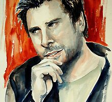 James Roday by FDugourdCaput
