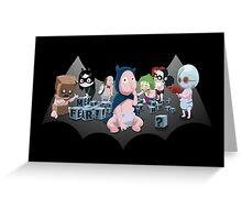 Batbaby Greeting Card