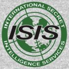 ISIS Agent - Work Shirt by BattleTheGazz