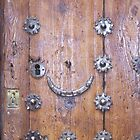 Door without knocker, Toledo by exvista