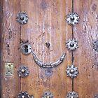 Door without knocker, Toledo by exvista