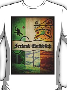 New Ireland Quidditch T-Shirt