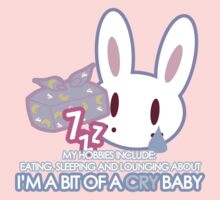 I'm a bit of a Cry Baby Shirts T-Shirt