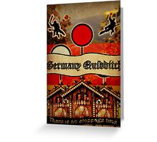 New Germany Quidditch Greeting Card
