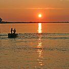Cape Henlopen Sunset by Jack Ryan