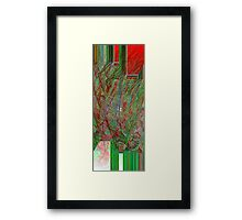 Cerebral Network Framed Print