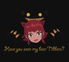 LoL - Have you seen my bear Tibbers? by realdradex