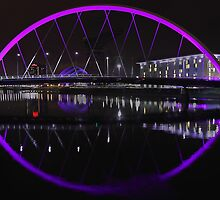Clyde Arc Glasgow by GillianSweeney