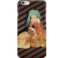 Christmas Miku iPhone Case/Skin