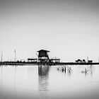 Oyster Farm House on Stilts - Samut Songkhram, Thailand by hangingpixels