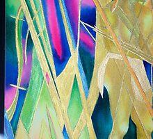 """""""Golden Warrior"""" by Mae Pilon"""