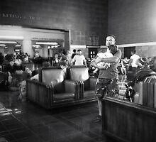 The Wait by Kevin Bergen