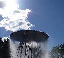 Sydney Olympic Park - Olympic Cauldron by Cammo119