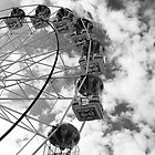 Big Wheel, Aberdeen, Scotland by MelissaSue