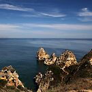 Ponta da Piedade rocks by A3Art