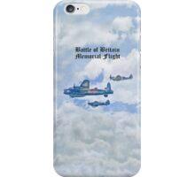 Battle of Britain Memorial Flight iPhone Case iPhone Case/Skin