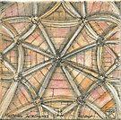 Mosteiro dos Jerónimos. sketch by terezadelpilar~ art & architecture
