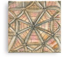 Mosteiro dos Jerónimos. sketch Canvas Print