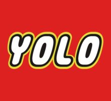 YOLO by Customize My Minifig by ChilleeW