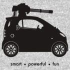 The Smart Car  by GUS3141592