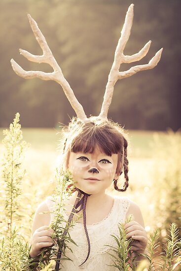 The Little Deer by Ryan Conners