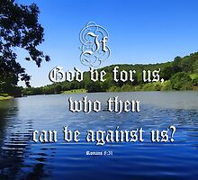 Rom. 8:31 by vigor