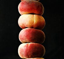 top 10 reasons to try a doughnut  peach by Gregoria  Gregoriou Crowe