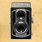 Weltaflex TLR Camera by Nigel Bangert