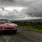 1970 E-Type Jaguar Series 2 4.2ltr by Matthew Walters