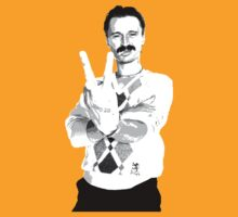 Trainspotting - Begbie by Tim Topping